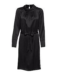 Maiken dress - BLACK