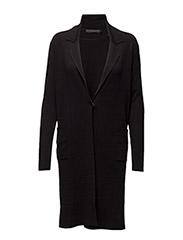 Oleia Knit Jacket - BLACK