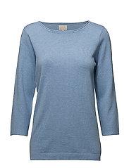 Irene knit pullover - ALLURE MELANGé