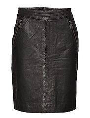 Macie skirt - BLACK