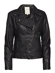 Roxanne jacket - BLACK