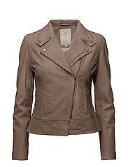 Roxanne jacket - MISTY ROSE