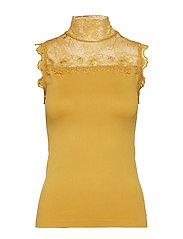 Vanessa high neck - INKA GOLD
