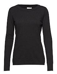 Rilla pullover - BLACK