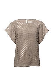 Ulrikka blouse - FOIL DOT PRINT