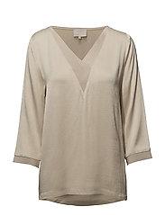 Galissa blouse - CHAMPAGNE