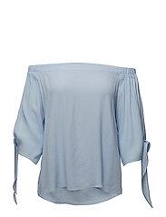 Inna blouse - ROBBIA BLUE