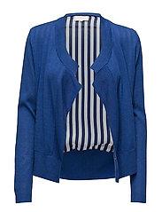 Becka knit cardigan - STRONG BLUE