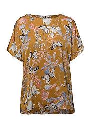 Lisette blouse - BUTTERFLY PRINT