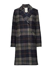 Kaiya jacket - CHEQUERED