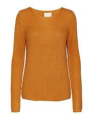 Clove knit pullover - INKA GOLD
