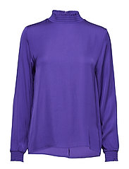 Herta blouse - PURPLE HAZE