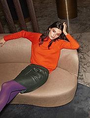 Minus - Marine skirt - jupes courtes - fir green - 0