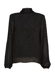 Kyle blouse - BLACK