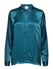 Gwyneth shirt - FIR GREEN