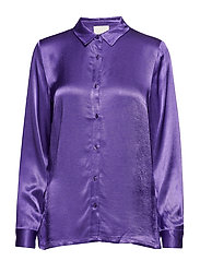 Gwyneth shirt - PURPLE HAZE