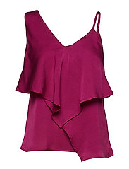 Amy top - CERISE