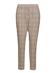 Cathrine pants - CHEQUERED