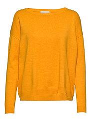 Elne knit - SUNFLOWER MELANGE