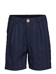 Xenia shorts - BLACK IRIS
