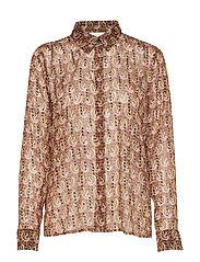 Elka shirt - RIO PAISLEY PRINT