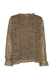 Minus Rikka blouse - FLOWER FIELD PRINT