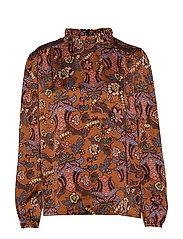 Cardi blouse