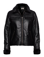 Angella jacket - SORT