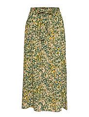 Monja skirt - CAMOUFLAGE PRINT