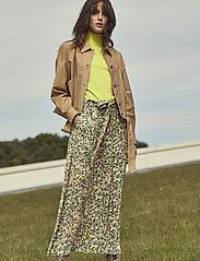 Minus - Monja skirt - maxi skirts - camouflage print - 0