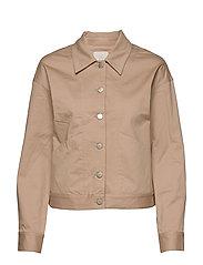 Calina jacket - NOMAD SAND