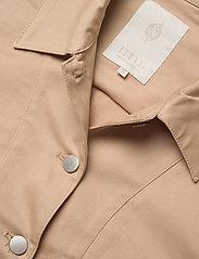 Minus - Calina jacket - lichte jassen - nomad sand - 2
