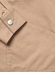 Minus - Calina jacket - lichte jassen - nomad sand - 3
