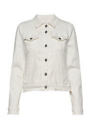 Gigi jacket - CLOUD DANCER