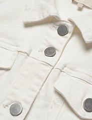 Minus - Gigi jacket - jeansjakker - cloud dancer - 3