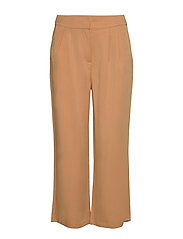 Emissa pants culotte - ALMOND
