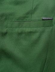 Minus - Emissa pants culotte - bukser med brede ben - palm tree - 4