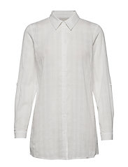 Melfi shirt - CLOUD DANCER