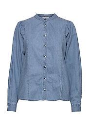 Camil shirt - DENIM