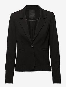 Carmen blazer - blazere - black