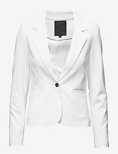 Carmen blazer - blazere - broken white