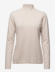 Lana roll neck knit - turtlenecks - string melange