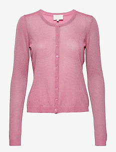 New Laura cardigan - COTTON CANDY/COTTON CANDY LUREX