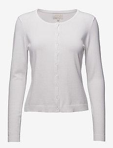 New Laura cardigan - WHITE