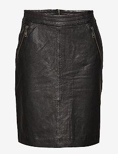 Macie skirt - jupes crayon - black