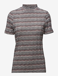 Ruby ss tee - t-shirts - spice