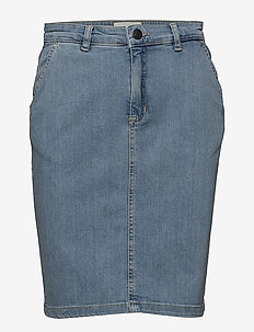 Grace skirt - denim skirts - denim