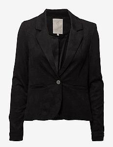Carmen Runa blazer - blazere - black