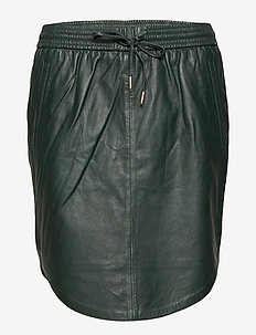Marine skirt - short skirts - fir green