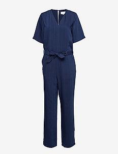 Joan jumpsuit - combinaisons - black iris